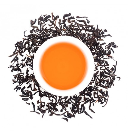 Красный чай с ароматом персика, 50 г