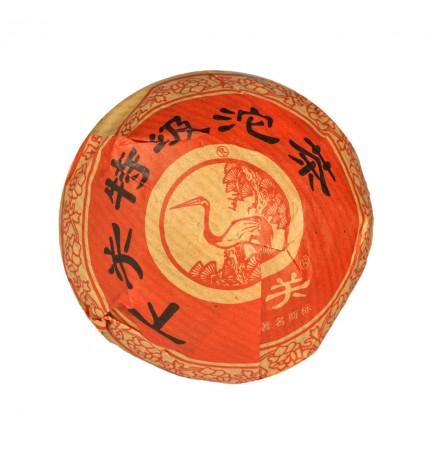 Пуэр (Шен) Гуань Те Цзи То Ча, Ся Гуань, 2007 г, 100 г