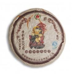 Пуэр (Шу) Yunnan Puer Cha Yuan Cha, 2011 г, 100 г