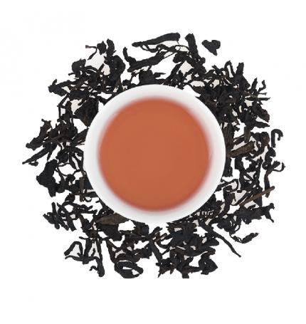 Чёрный кирпичный чай