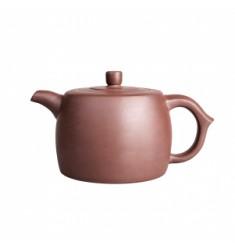 Чайник из глины увеличенного размера, 250 мл