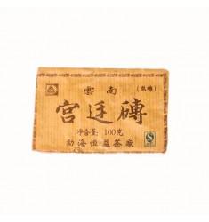 Пуэр (Шу) Gong Ting Zhuan, 100 граммов, 2009 год