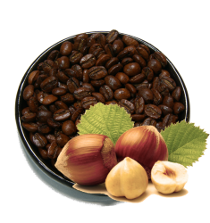 """Кофе  в зернах/молотый """"Лесной орех"""", 100 г"""