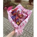 Подарочный букет для девочек