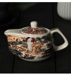 "Чайник заварочный ""Пейзаж"", 200 мл"