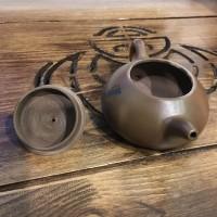 Чайник из глины Странник, 150 мл
