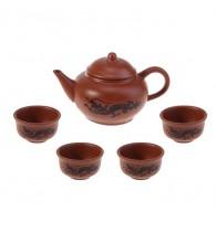 """Набор чайный """"Дракон"""", 5 предметов"""
