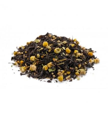 "Чёрный чай ""Липовый мёд"", 50 г"