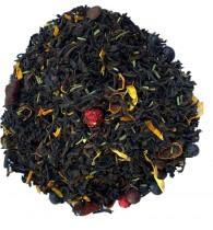 """Чёрный чай """"Морошковый"""", 50 г"""