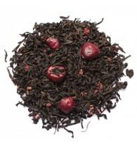 "Чёрный чай ""Ванильная клюква"", 50 г"