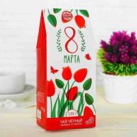 """Чай """"8 марта"""", 100 г"""
